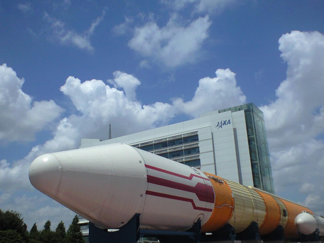 お帰りなさい『はやぶさ』JAXA筑波宇宙センター